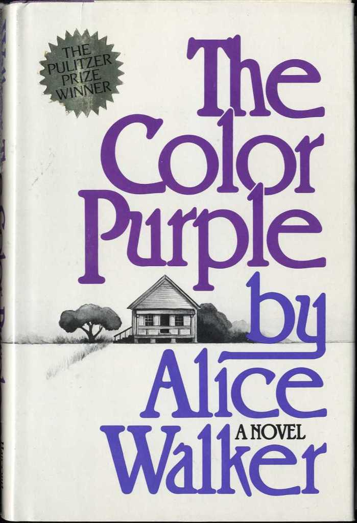 Alice Walker – Signed First Edition of The Color Purple