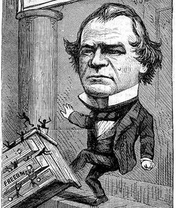 Andrew Johnson – Lincoln's Obstructionist Successor