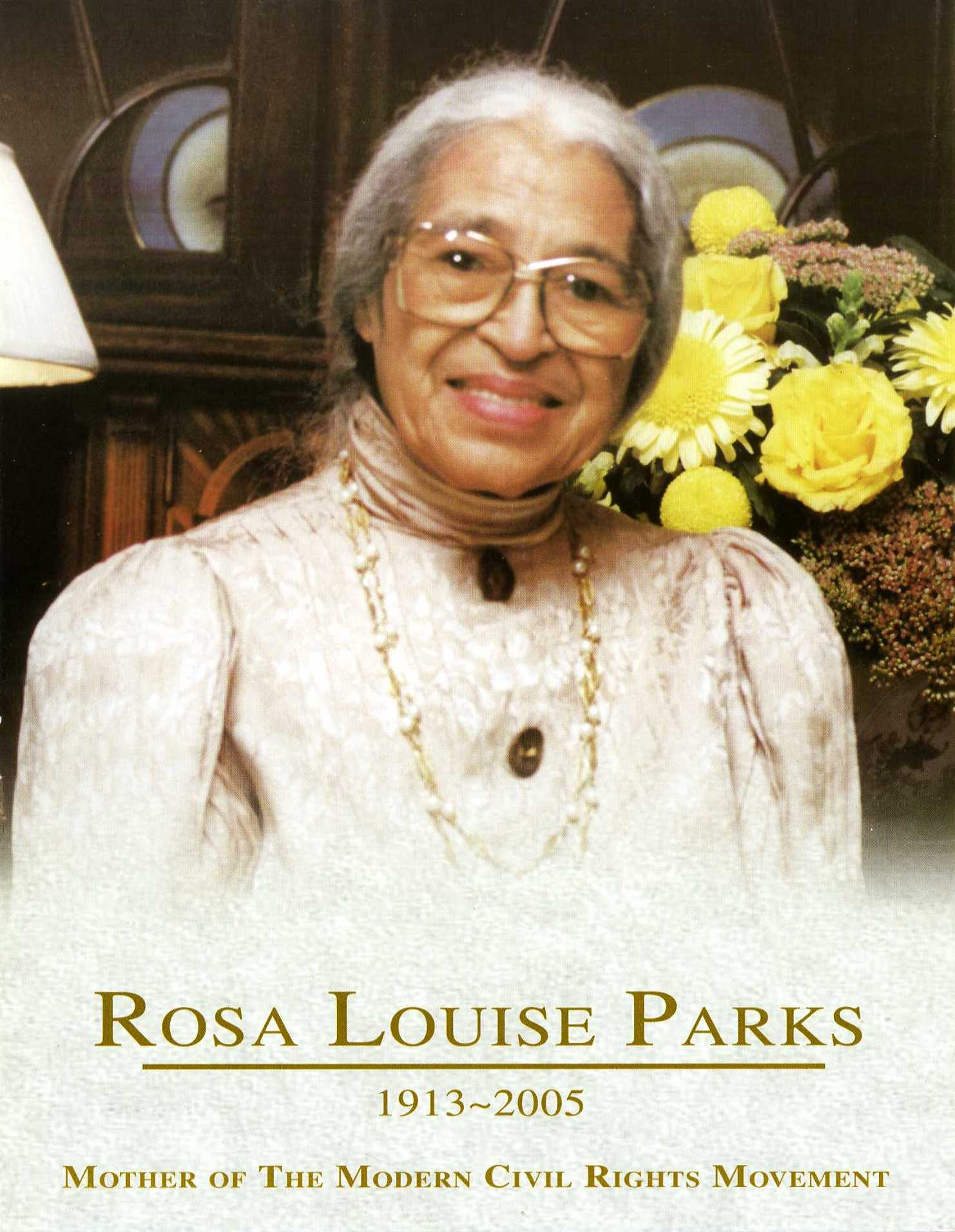 rosa parks research essay