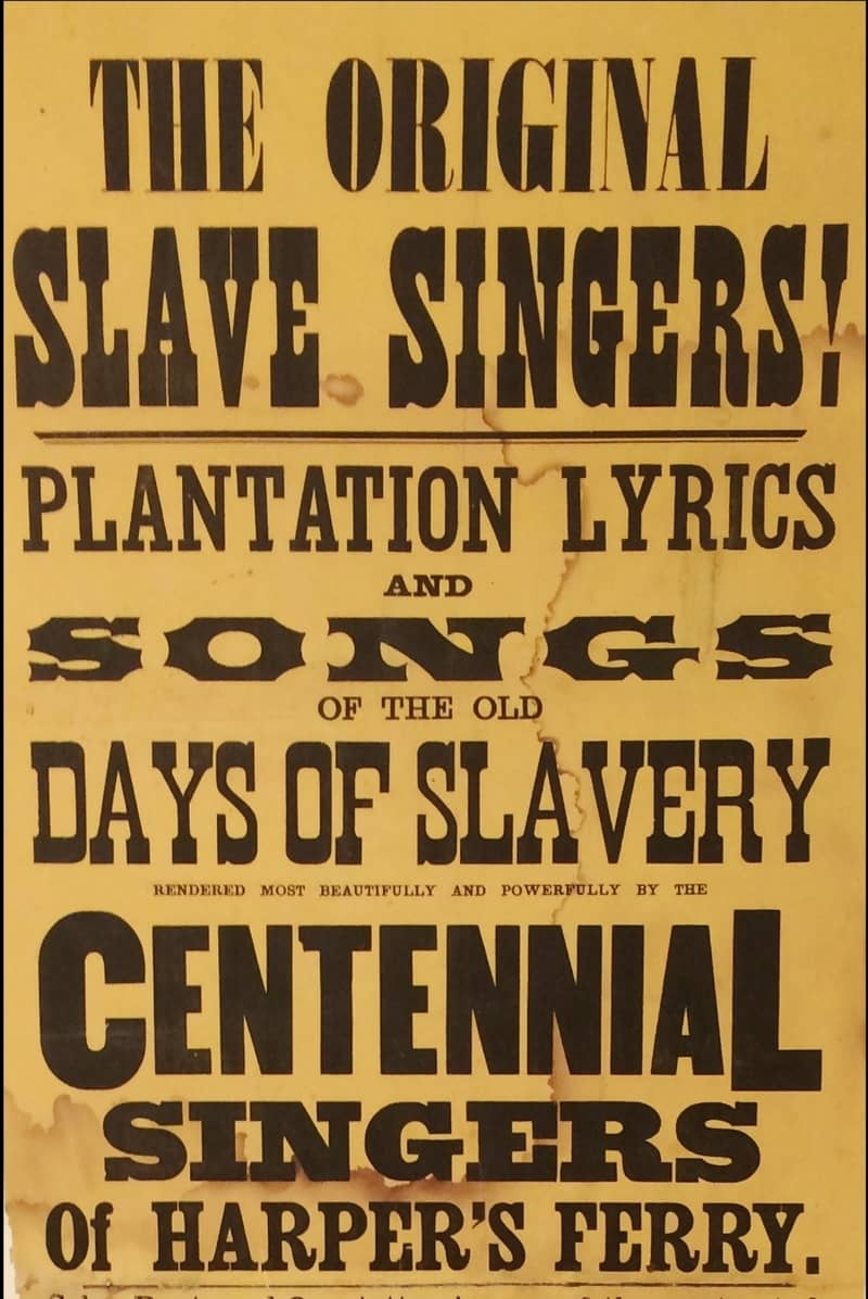 Centennial Singers – Revived Plantation Musical Traditions