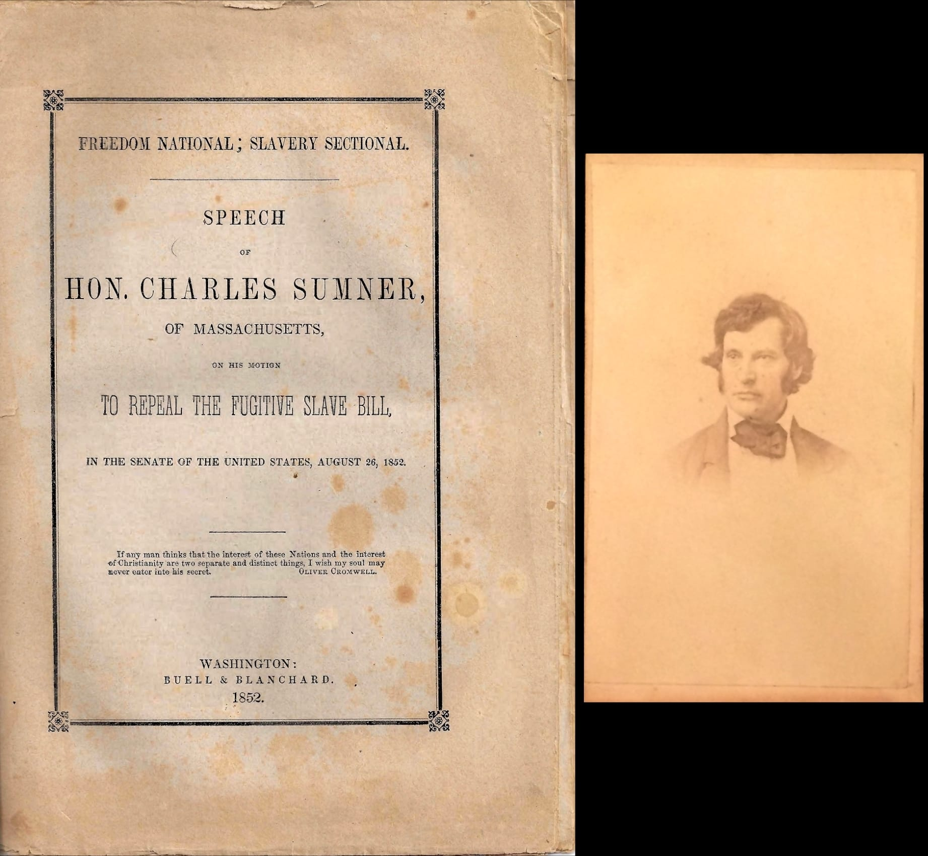 Slavery & Abolition | Mitchell Collection of African American History