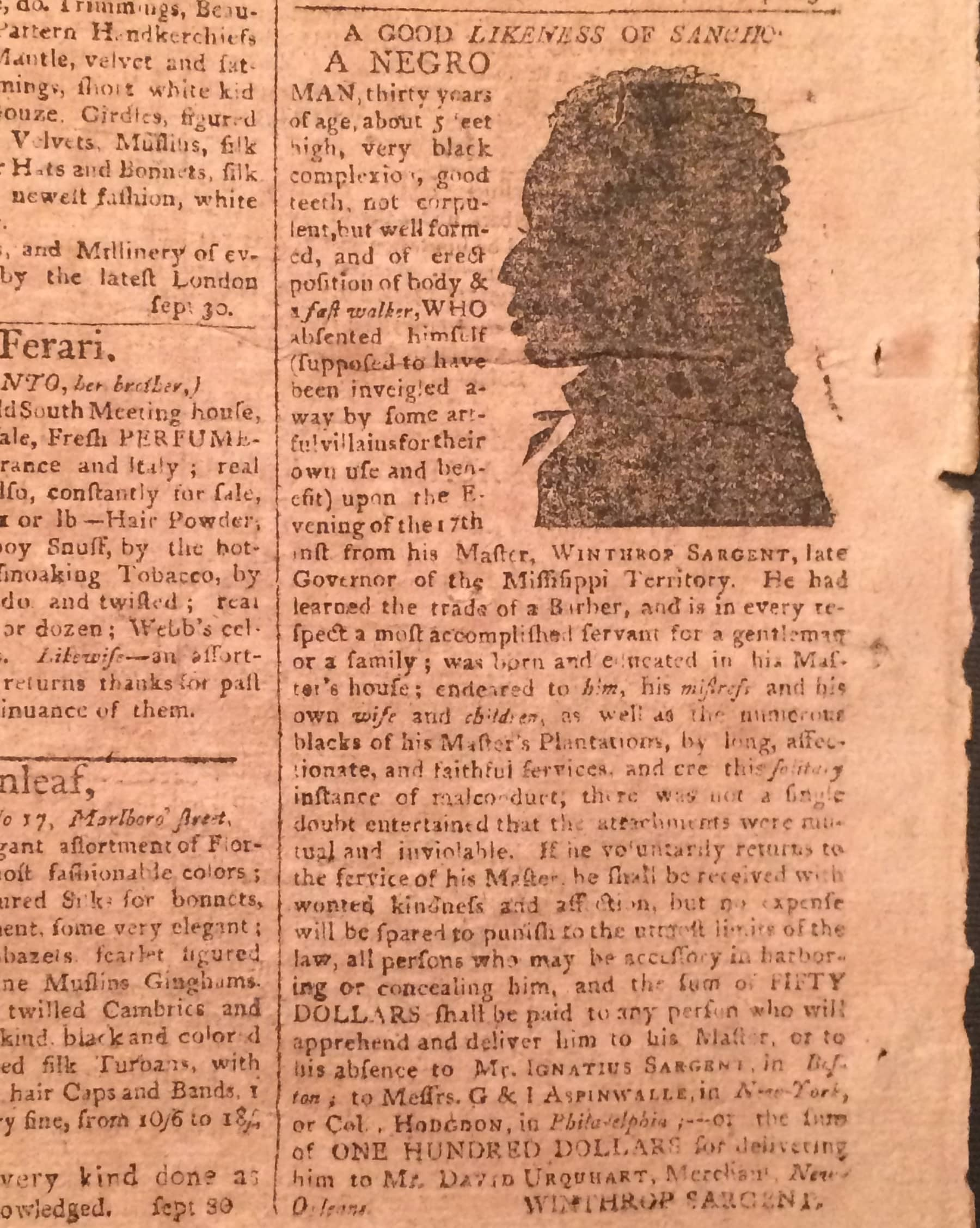 Slavery & Abolition | Mitchell Collection of African